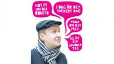 Kieltenopettaja Santeri Siimes taitaa yli kahtakymmentä kieltä.