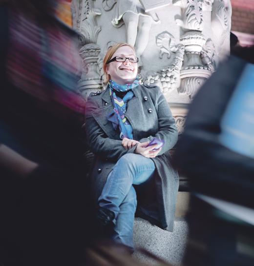Ylioppilaslehti, Berliinin elokuvajuhlat, tuottaja Essi Haukkama