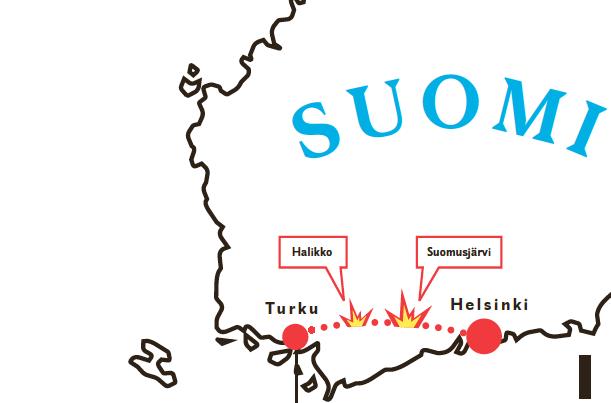 Suomikakkaa