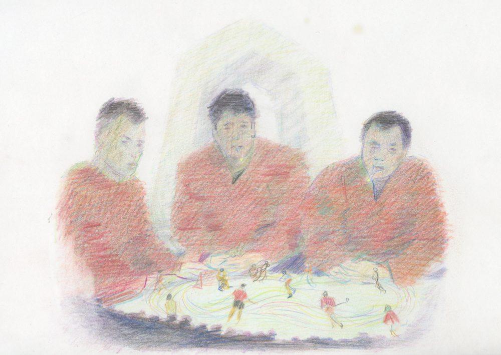Kuvitus: Kaarlo Stauffer.